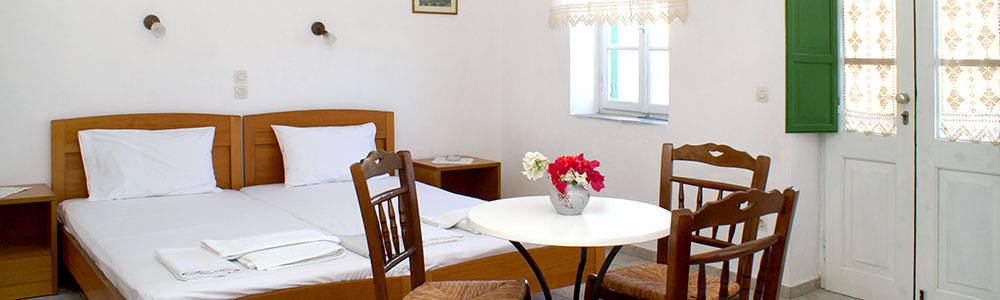 Apartments in Sifnos